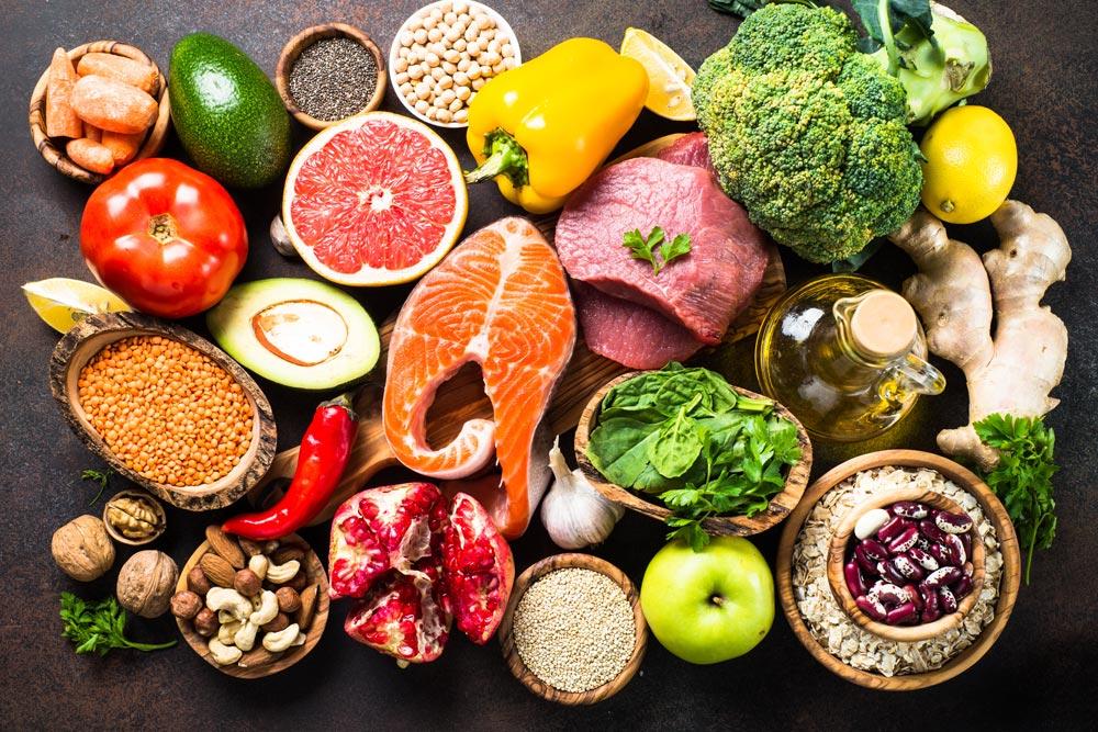 Nutrición - Dieta balanceada