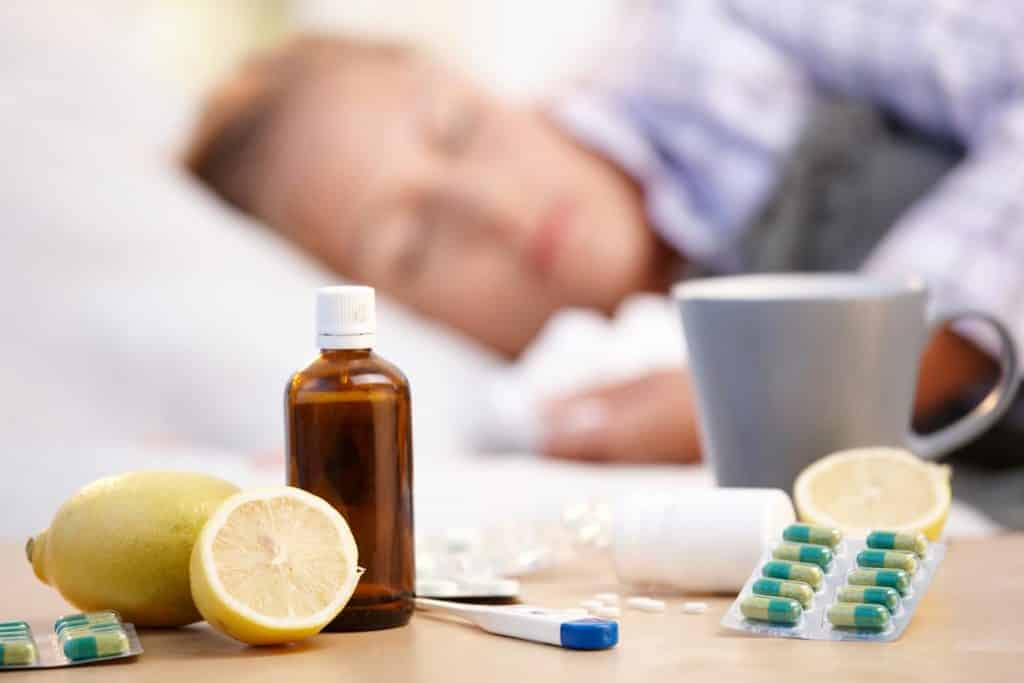Resfrío, gripe o alergia, tratamiento